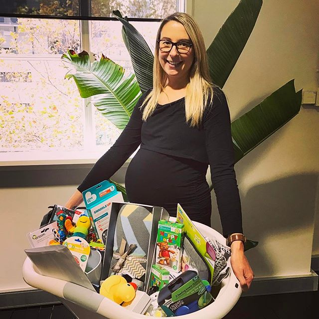 Farewell (for now), Cara! We hope you and baby enjoy your bathtub of goodies. Love from all your friends at Nation Partners x