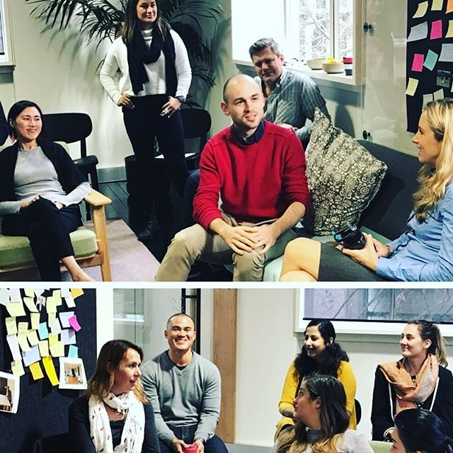 We loved sharing insights and experiences during the recent Nation Partners business shaping workshop in Melbourne. Always great getting the Melbourne and Sydney teams together for some creative team building excerises too!