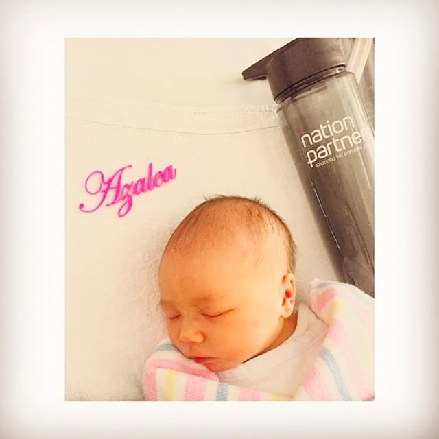 Welcome to the world little Miss Azalea Grace. We are all thrilled for new parents Chris and Jaicherry!! Congratulations from everyone in the Nation Partners family ️
