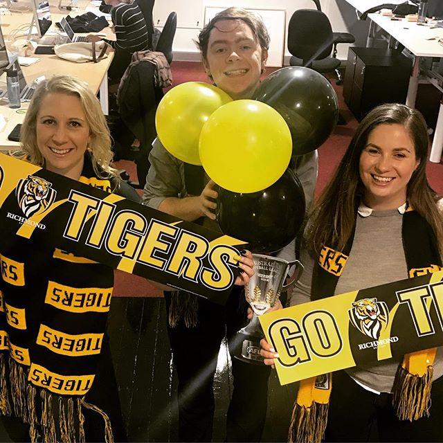 Nation Partners is getting behind the Tigers and the Storm this weekend. We hope everyone has a great footy-filled weekend ️
