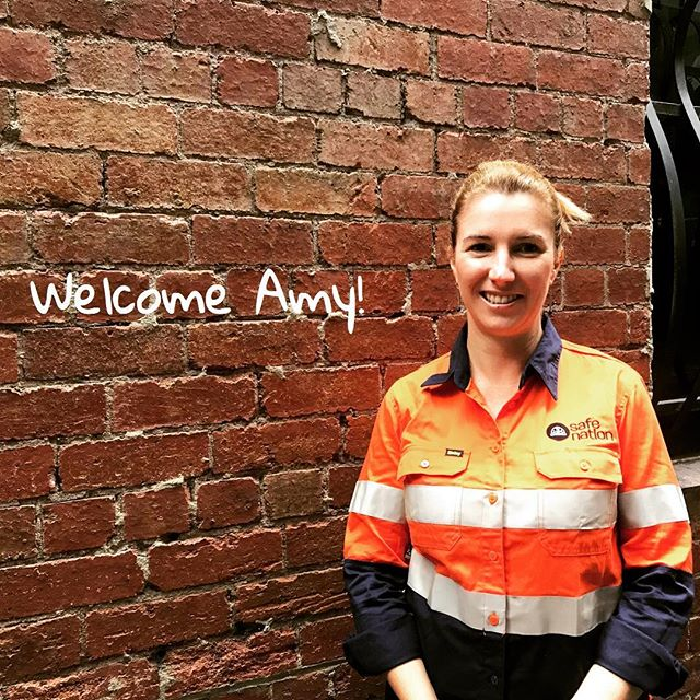 Welcome Amy Gason to our Environmental, Health and Safety Advisory team! Amy has some wicked skills and experience in environmental due diligence, environmental planning and approvals,impact assessment, stakeholder engagement and auditing programs. We are pumped to have her here!