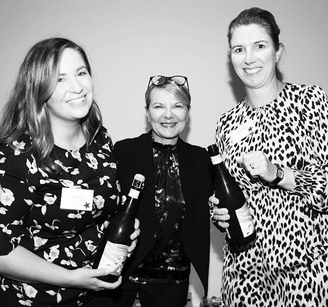 We're all smiles after making on the AFR Fast  List. Congrats team  Amazing to grow a business with purpose and connection