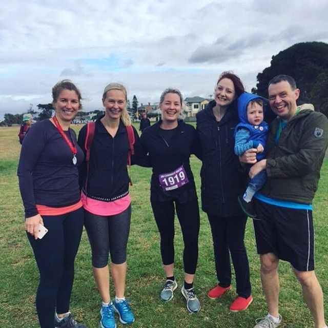 Team NP braved the elements over the weekend, taking part in the Sri Chinmoy Williamstown Foreshore Fun Run. Huge congrats to Sophie and Jo taking part in their first fun run, and to Amy for finishing 2nd in her category! ️️🏅
