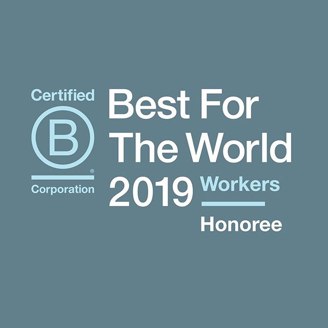 Guess who was just announced as a B Corporation honouree for the fourth consecutive year? We are so proud to be part of the list, placing us in the top 10% of all worldwide for the category of workers. Being included in this list reaffirms our continued commitment to create the best possible environment for our amazing team!  @BCorpANZ