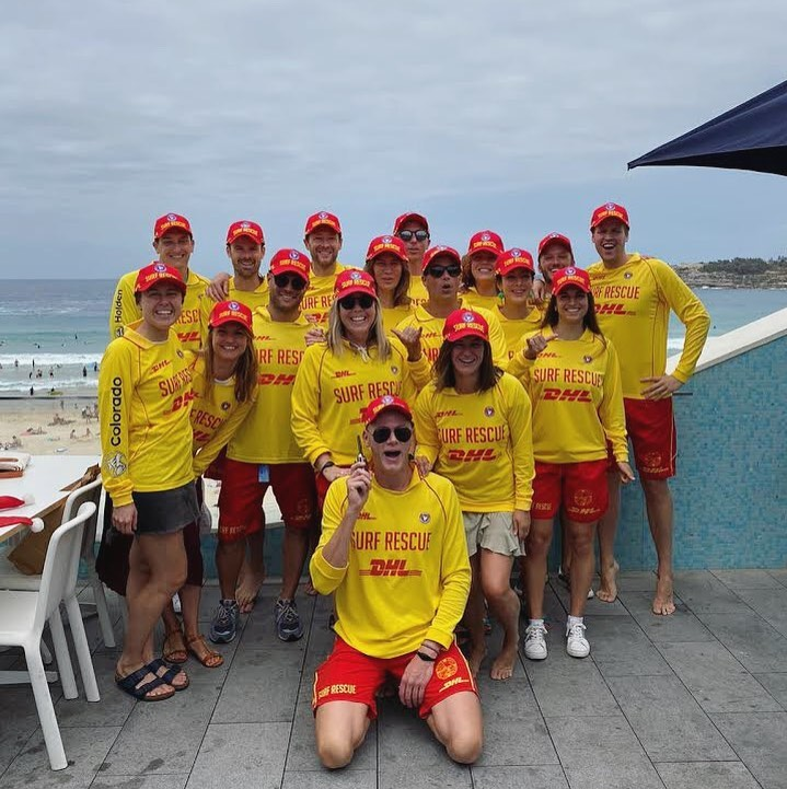 """Bondi Rescue has nothing on our girl Alex!  Massive congrats to Alex, now a fully qualified surf life saver patrolling the beaches of Sydney, after completing eight weeks of training - two training sessions per week, each session going for around 3 hours, plus additional board skills sessions.  Not only was the training a way to meet new people, learn some new skills, spend more time in the surf, and be an active part of her local community - it also provided Alex with a range of skills she can apply on and off the beach to help in situations that may one day make a difference to someone's life - i.e. water safety, water rescue, CPR, and first aid - to name a few. """"It was honestly one of the most fun and most rewarding things I've ever done, I've made amazing friends and it's something I feel really proud to be a part of"""". Congrats Alex!"""