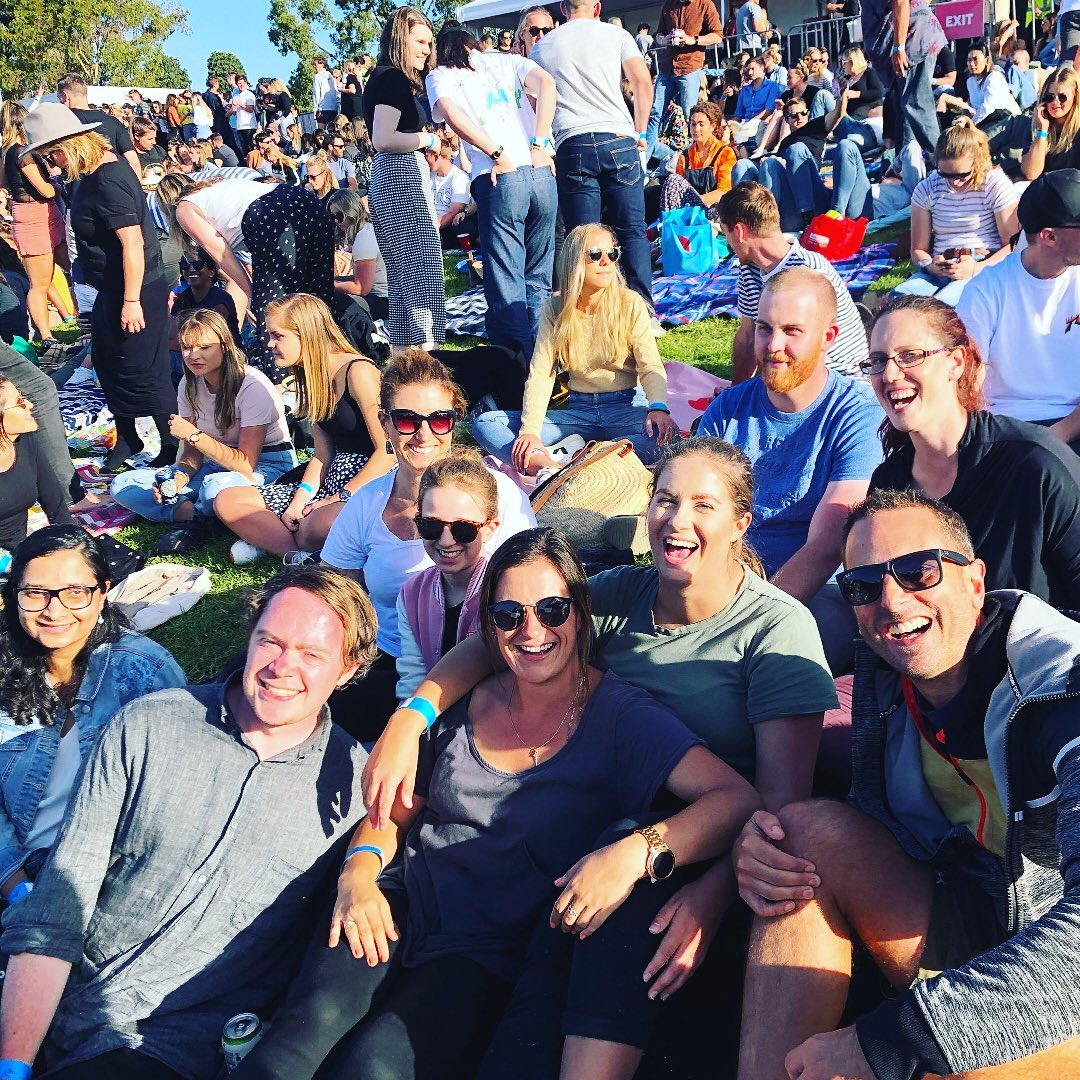 What an amazing night getting some of the NP team together at @DowntoEarth.2020 with the total proceeds from donations, merchandise, food and bar takings combining to raise over $1 million dollars for bushfire affected communities.