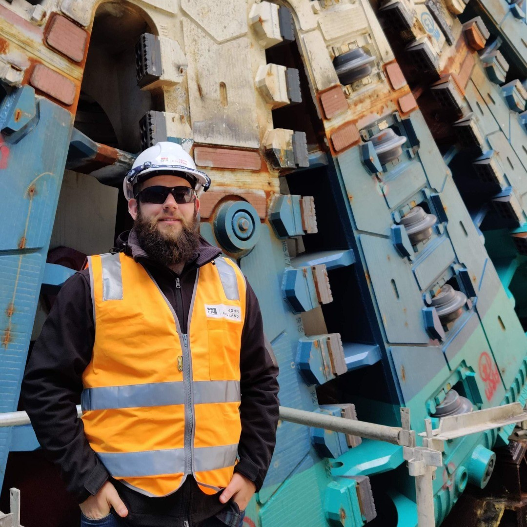 We are very excited to welcome Niall Boyle, Senior Consultant, Stakeholder Relations + Communications.  A former daily newspaper editor who has worked in media across the country for over a decade, Niall has shifted his sights to transport infrastructure communications in recent years and hasn't looked back!  Niall is a self-proclaimed infrastructure enthusiast, with a diverse range of experience covering the West Gate Tunnel Project and the Department of Transport.  In week one he's already hit the ground running, and is keen to get stuck into the diverse range of projects at NP!  Welcome to the team, Niall!